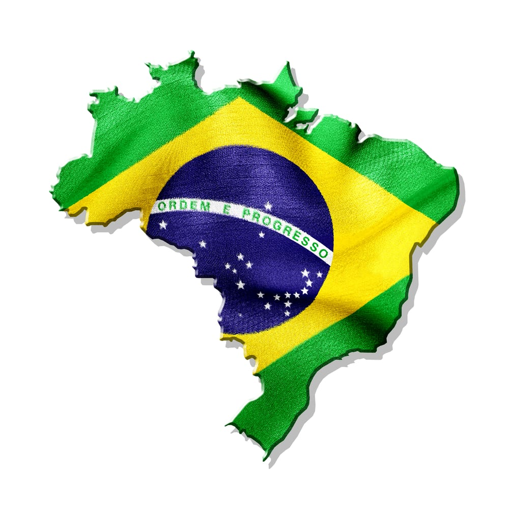 Brazil flag Country